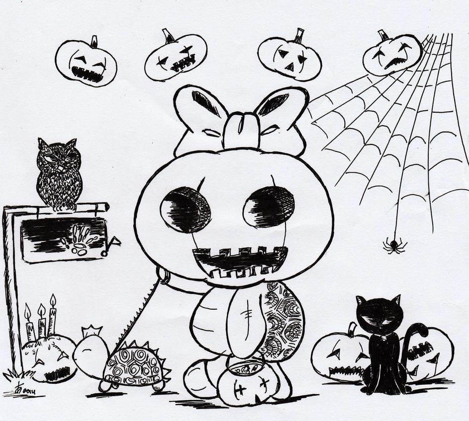 Halloween 2014 by momiji-aya