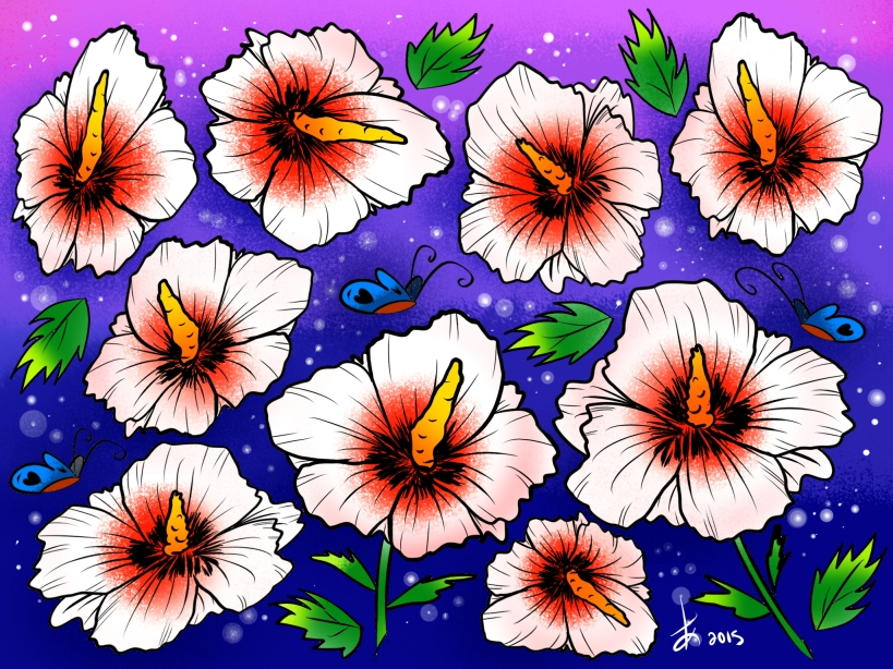 Mugunghwa colorful version by momiji-aya