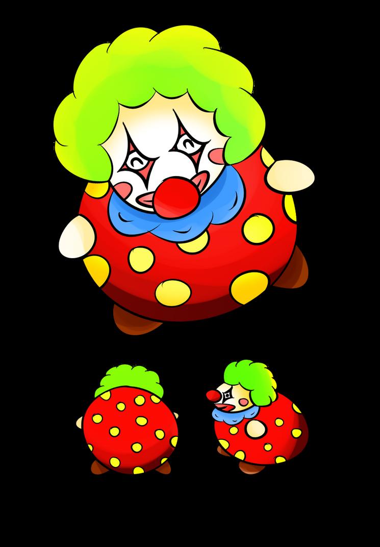 Squishable Clown 2 by momiji-aya