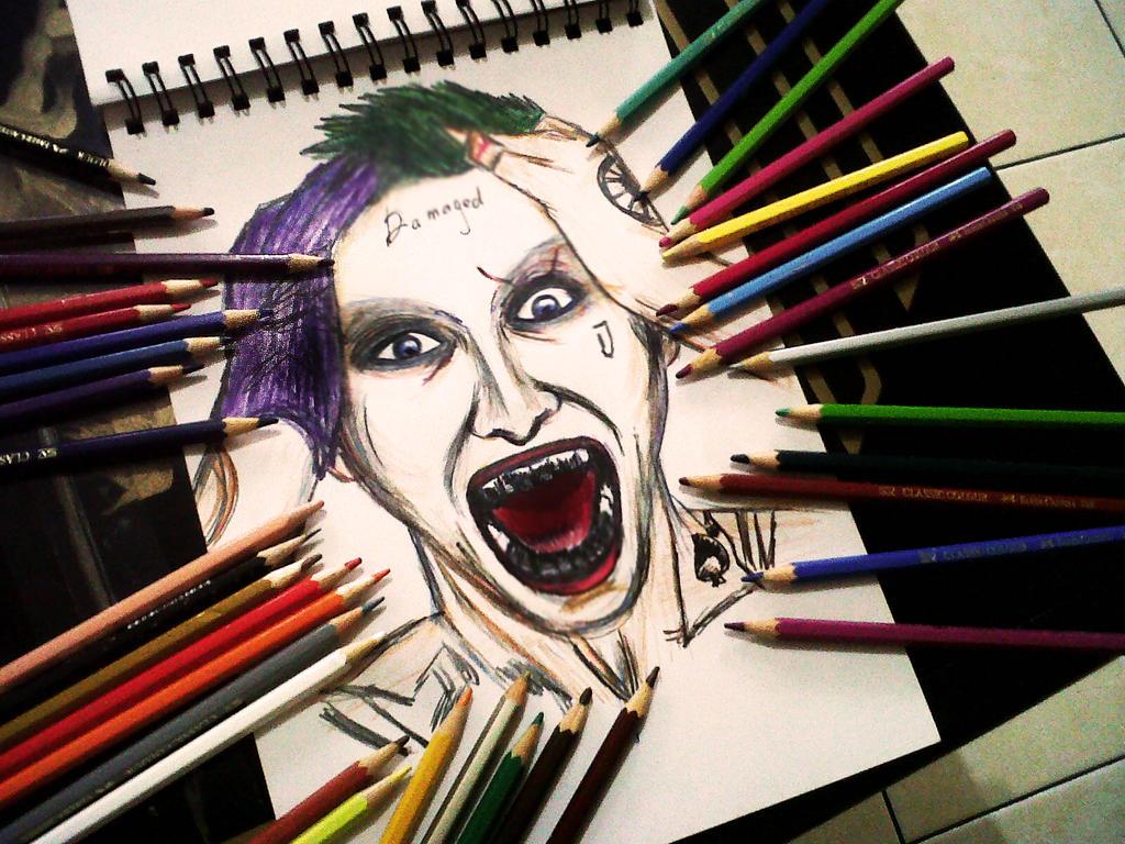 Joker by momiji-aya