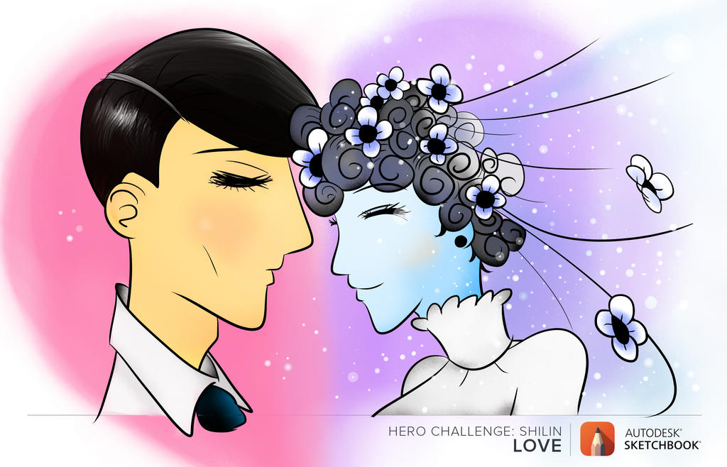 Hero Challenge Love by momiji-aya
