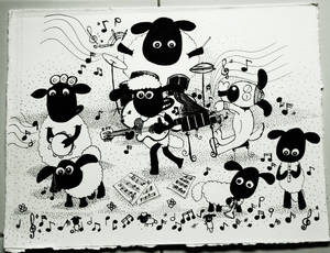 Shaun Musical Yard