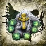 Earth spirit (colored)