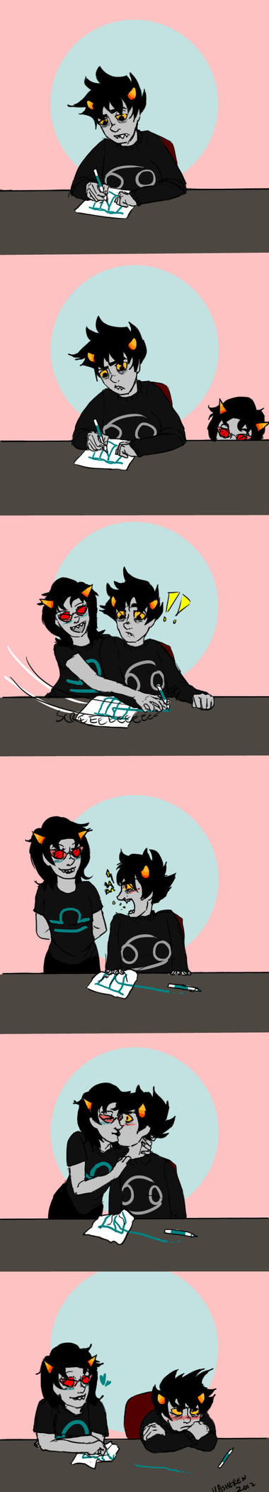 TEREZI: PESTER by Vasheren