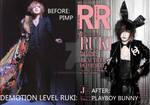 Demotion Level: Ruki