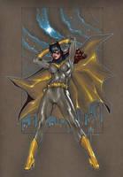 Batgirl by MMcDArt