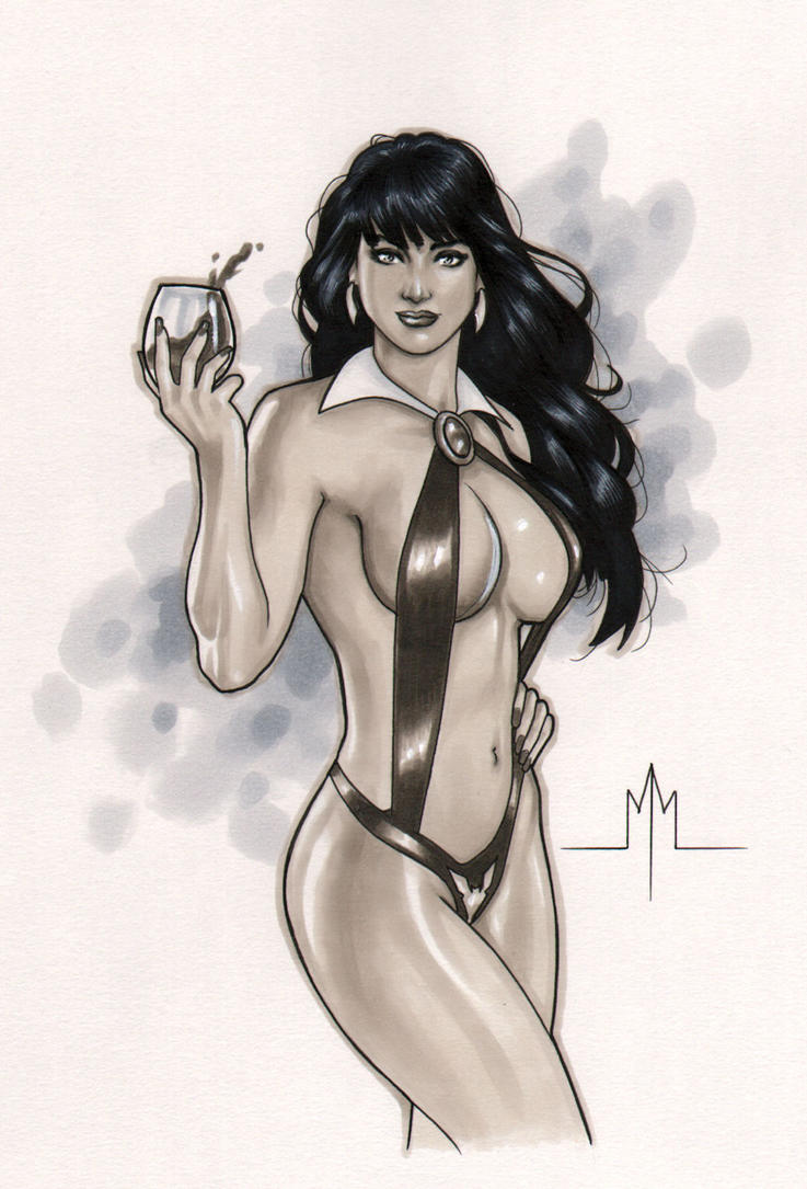 Vampirella nackt sexy image
