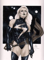 Ms Marvel by MMcDArt