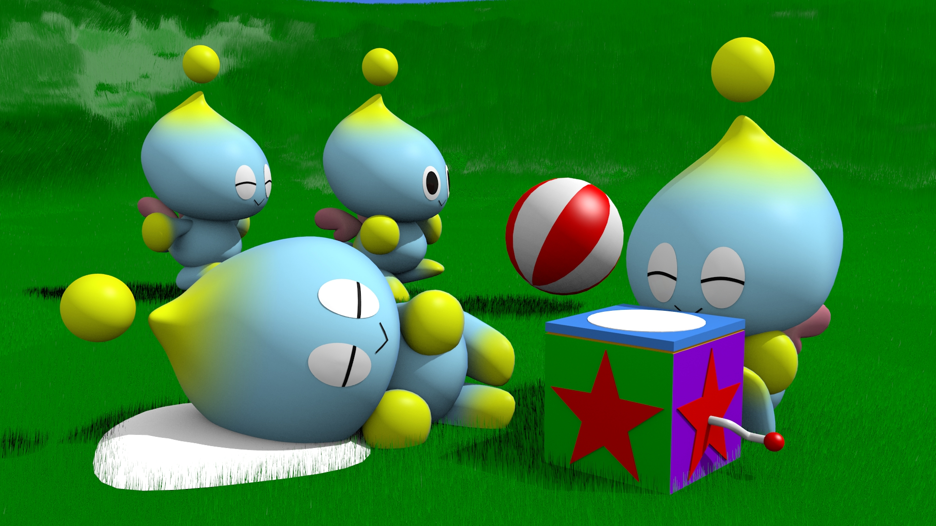 Chao 2 By Mikiel2171 On Deviantart