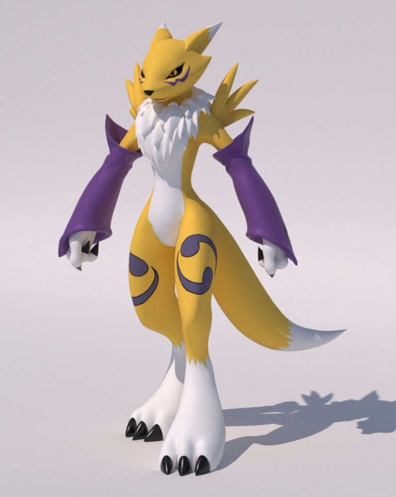 Renamon V2.6 Download by Mikiel2171