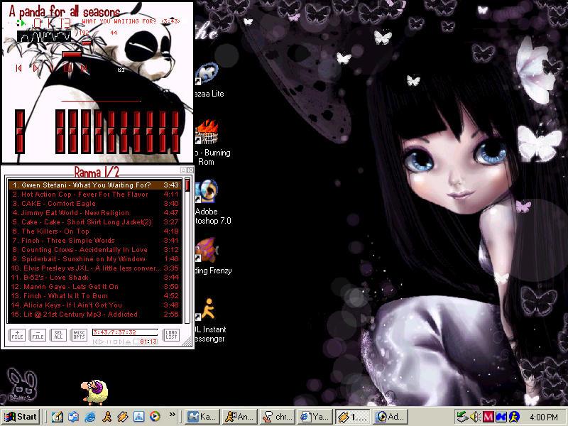 Desktop by ScooterKat