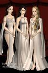 Harker Encounters the Brides