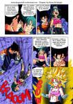 Dragon Ball Multiverse: Pagina 1256 | 90's Colors
