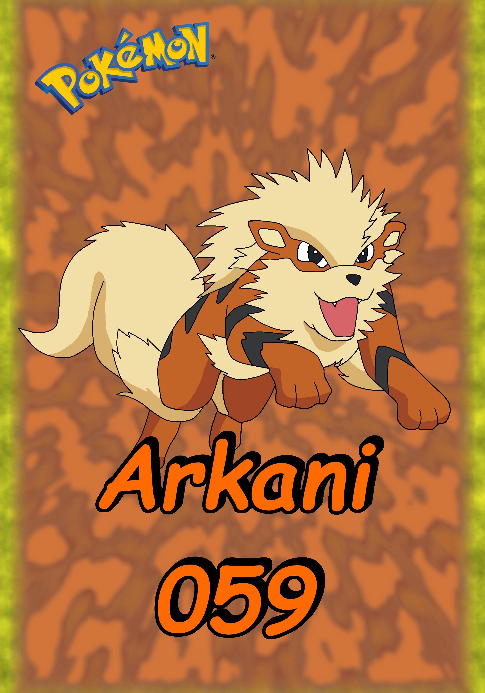 Pokemon Arkani