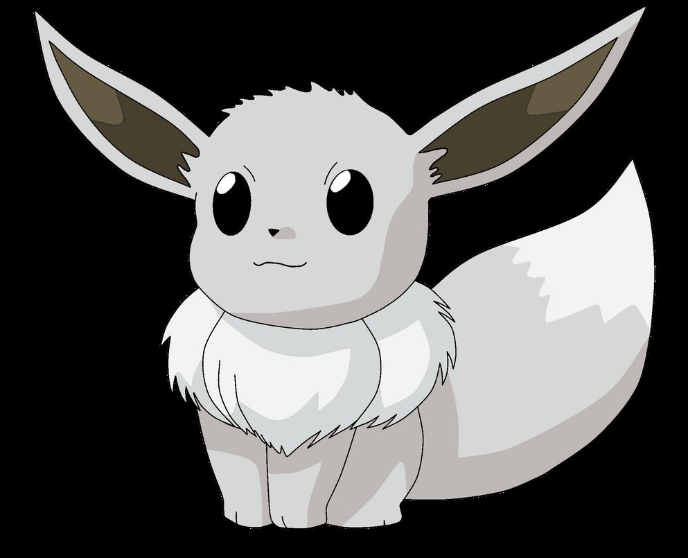 Pokemon Evoli 133 Lineart Farbig Shiny By Wallpaperzero On Deviantart