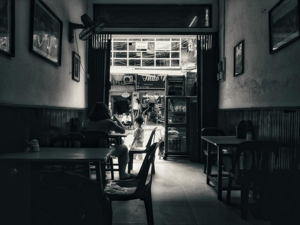 cafe 129 by Freesty1e