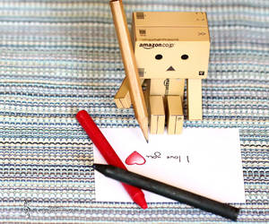 Danbo loves you by reichan79