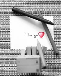 I Love U by reichan79