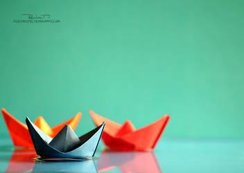Paper dreams by reichan79