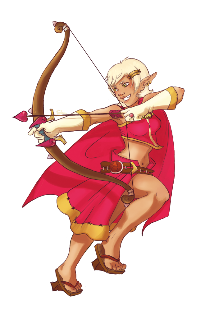 Dofus : My character by Presea