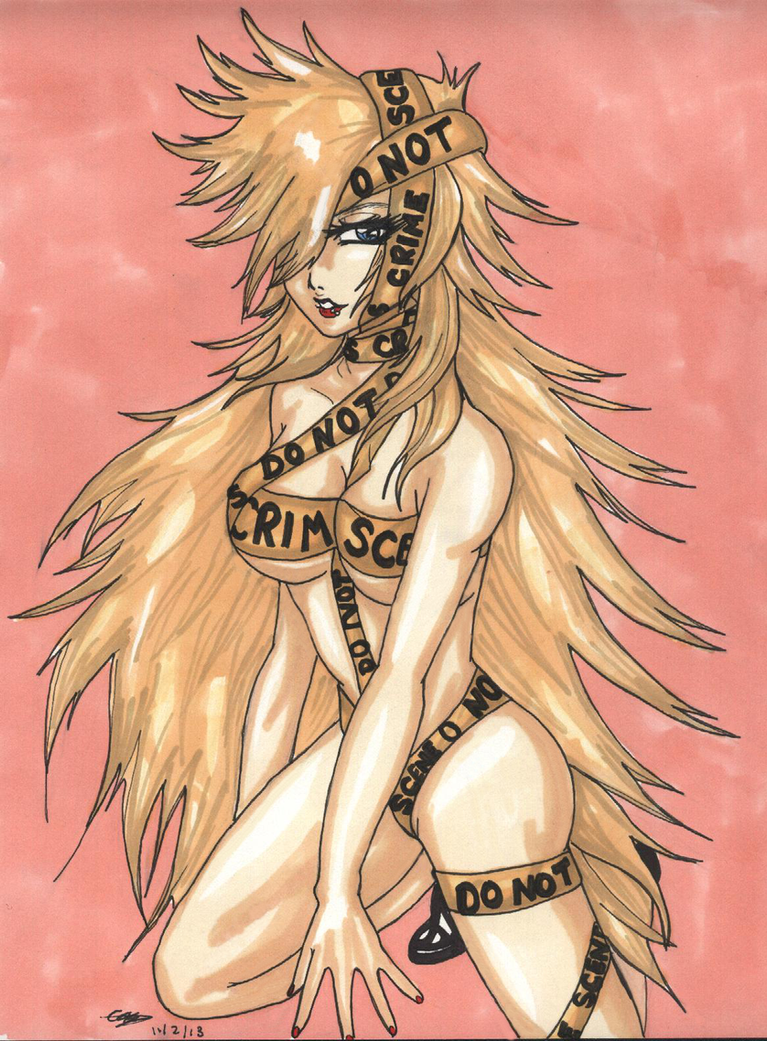 Panty- Lady Gaga Telephone by StrawberryLoveAlways