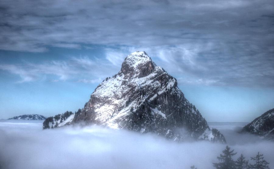 mystic mountain by keks3