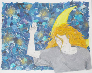 Night Sky by elyon192