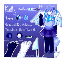 What if Kelly was a Goatasus? by KellyAUs