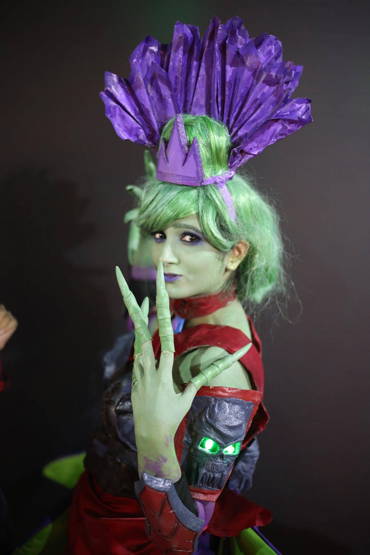 dota 2 death prophet cosplay by aorin1991 on deviantart