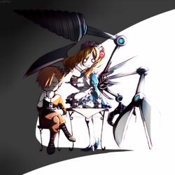 Li'l Miss Marshmallow and the Commander