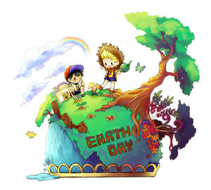Earth day contest entry