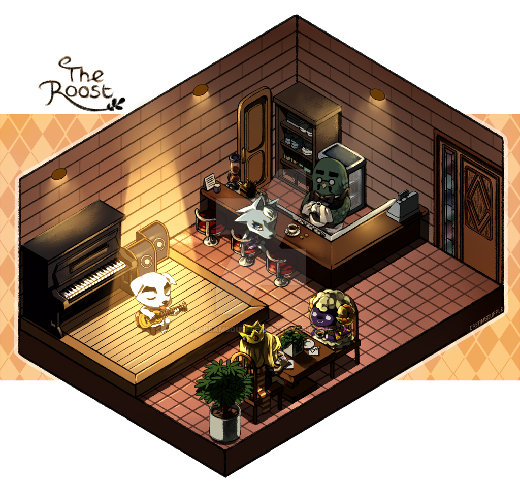 New Leaf Secret Store Room