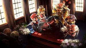 Super Mario RPG Wind Quintet