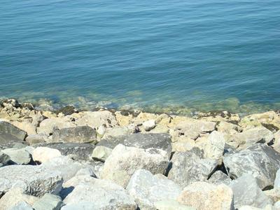 where land and sea meet