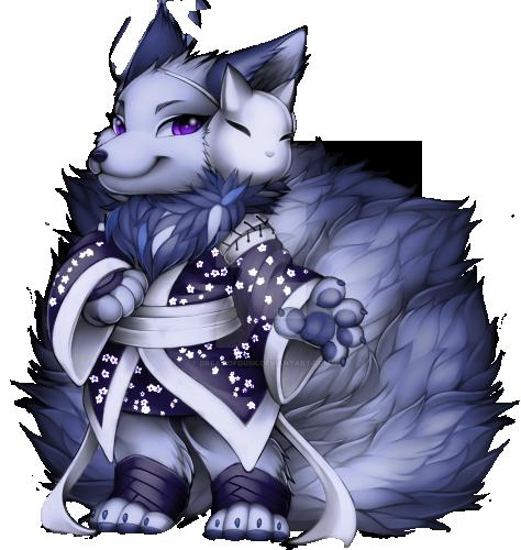 mythical_fox_base_by_dreamofdusk-dak6r8w