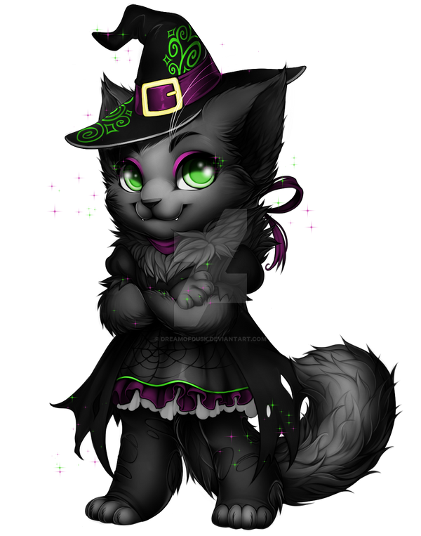 _fv__vines_and_magic_cat_witch_by_dreamo