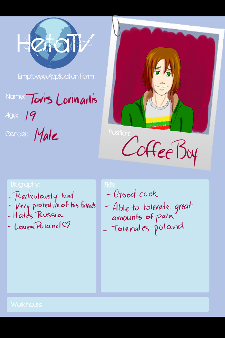 Liet Employee App by CoffeeBoy-Lithuania