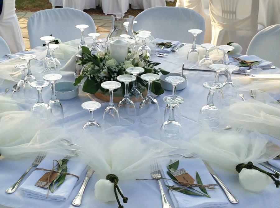 Setup wedding