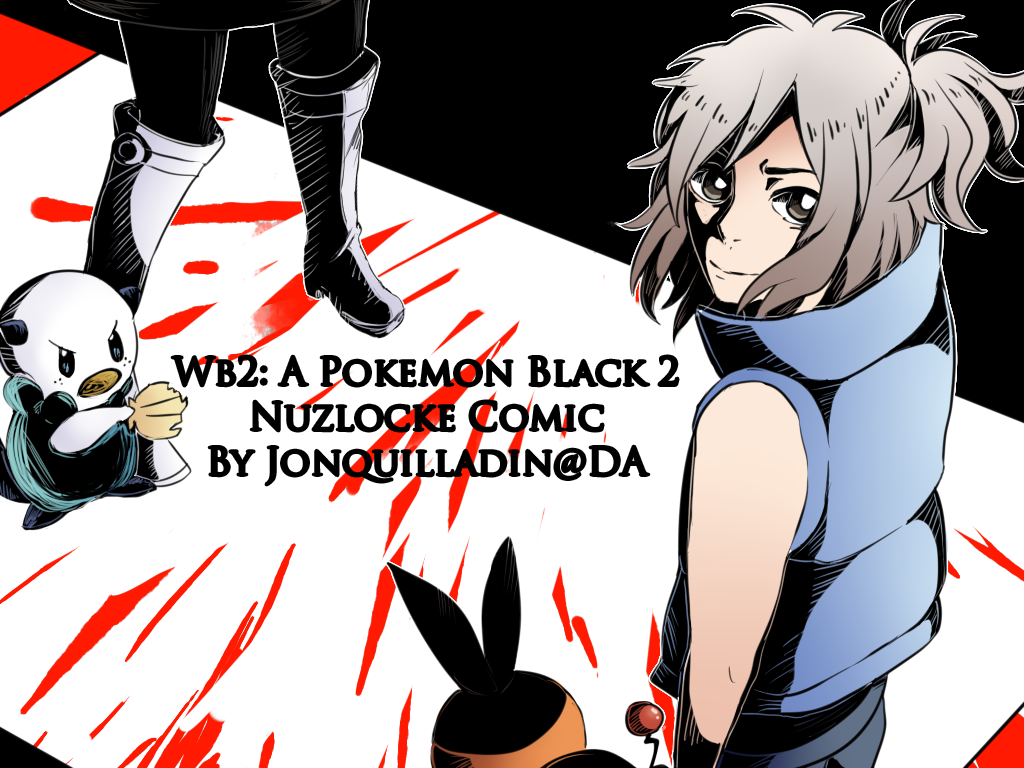 WB2 Nuzlocke Cover by Jonquilladin