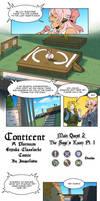 Conticent Classlocke: Main Quest 2 by Jonquilladin