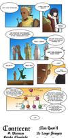 Conticent Classlocke: Main Quest 4 by Jonquilladin