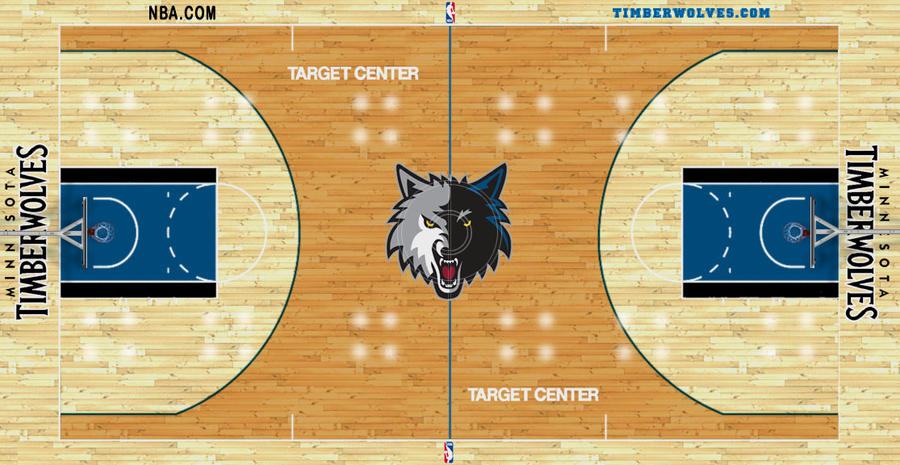 Target center court by darth brooks on deviantart target center court by darth brooks pronofoot35fo Choice Image