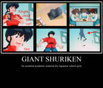 Giant Shuriken