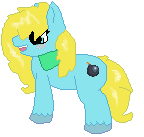 Disorent Sprite Commission by PsiiSerp