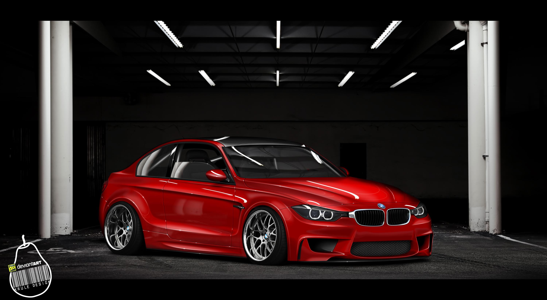 BMW M3 F30 by KruLeDesign
