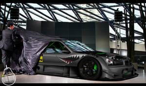 Grand prix legend (BMW e36) by KruLeDesign