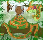 Theixa and The Jungle's Enchantress!