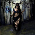 The Forest Witch/Wicca