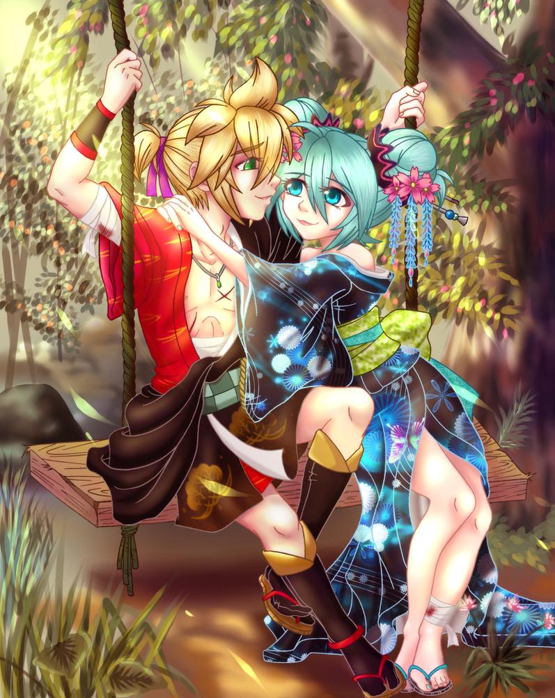 Springtime by Cleopatrawolf