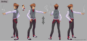 Sterling Reference Sheet